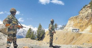 India-China to resolve situation peacefully in border