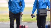 West indies cricket team arrived to England despite corona