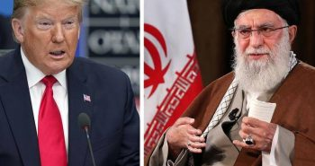 Iran issues arrest warrant for trump