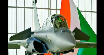 France supports our Rafale jets to return back