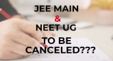 Probing the situation by tomorrow whether to conduct JEE & NEET