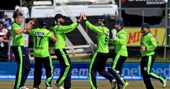Ireland team selected 21-man squad for England series