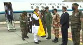 Defence Minister on two day visit to Ladakh & J&k