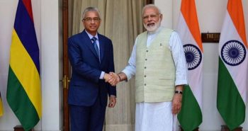 Prime ministers of Mauritius and India jointly inaugurate Supreme court of Mauritius