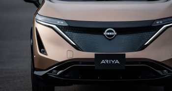 "Nissan reveals its first electric SUV, ""ARIYA"""