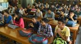 Three installment fee payment in private colleges in TN