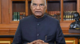 President of India donates Rs.20 lakh to Indian army