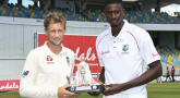 England vs west indies Three match series draw (1-1) ; yet to play decider.