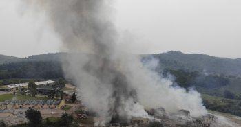 Huge fireworks blast in northern Turkey kills four and 97 were injured
