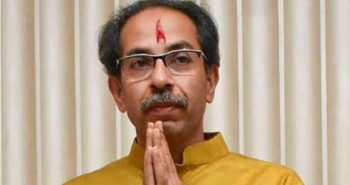 Appointed as CM , Uddhav Thackeray visited Ayodhya