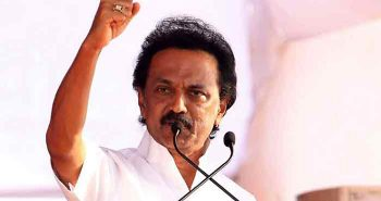 Mk Stalin Deputy Chief Minister of Tamil Nadu from 2009 to 2011